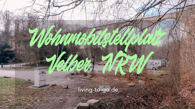 Wohnmobilstellplatz Velbert NRW