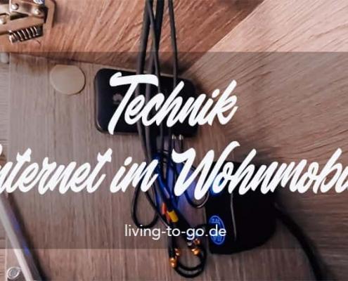 Internet im Wohnmobil