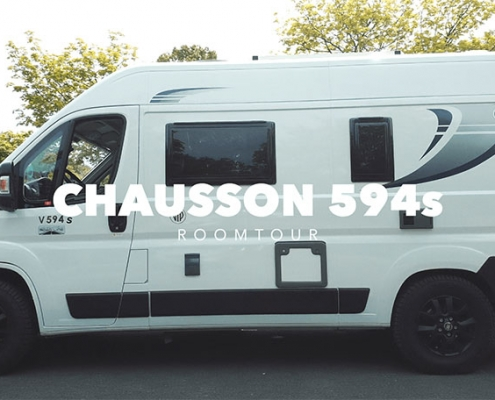 Wohnmobil Roomtour Chausson