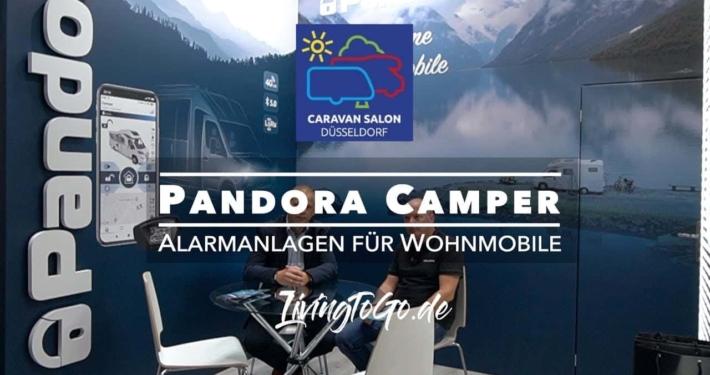 Pandora Alarmanlage für Wohnmobile