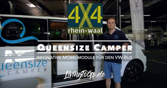 Queensize Camper