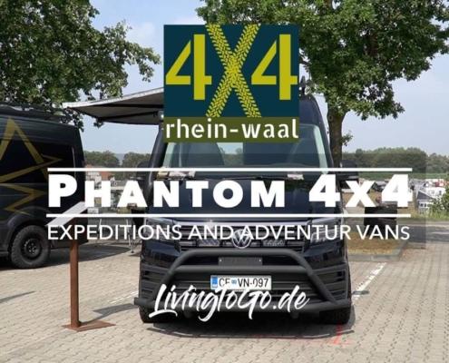 Roomtour Phantom 4x4