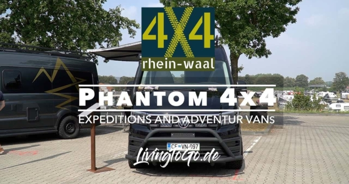 Roomtour Phantom 4x4