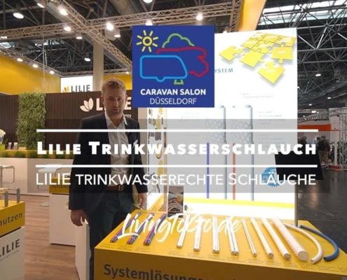 Lilie Native Trinkwasserschlauch