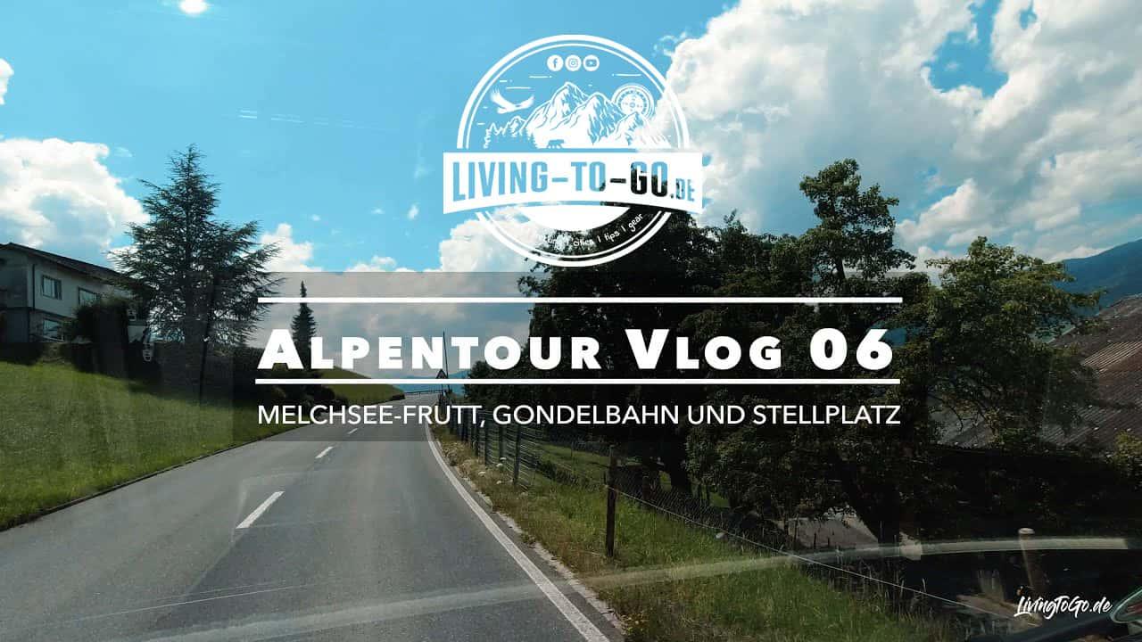 Melchsee-Frutt Schweiz Stellplatz Melchtal