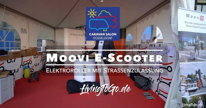 Moovi E-Scooter