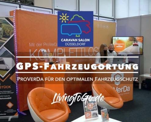 ProVerDa GPS Fahrzeugsicherung