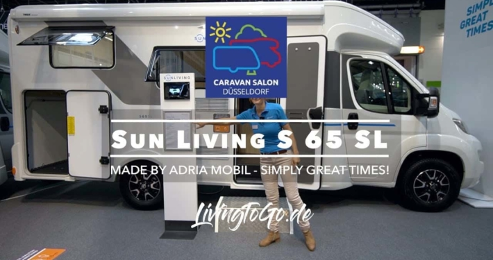 Roomtour SunLiving S 65 SL