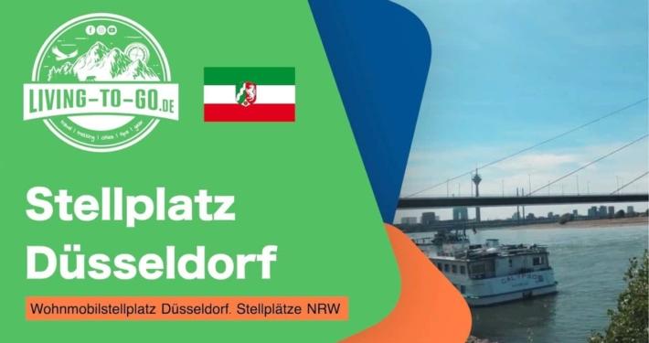 Wohnmobilstellplatz Düsseldorf