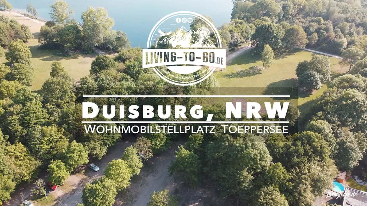 Wohnmobilstellplatz Duisburg
