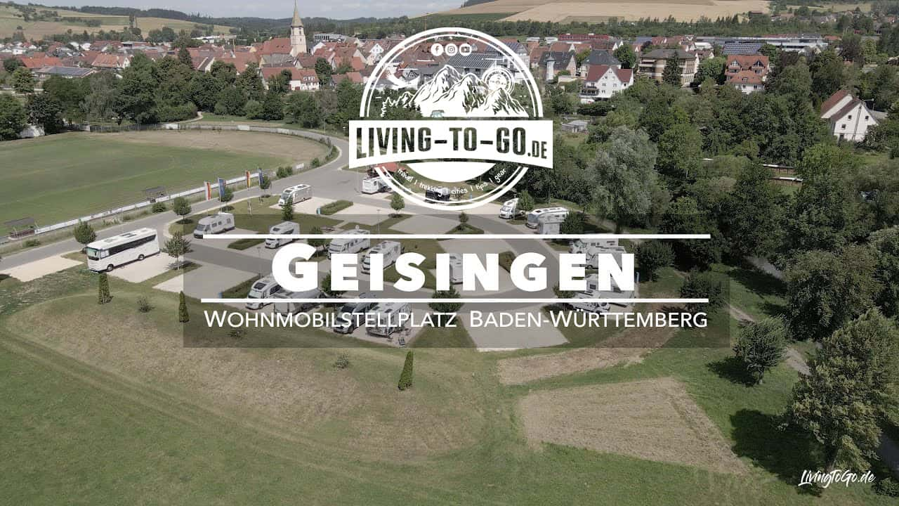 Wohnmobilstellplatz Geisingen