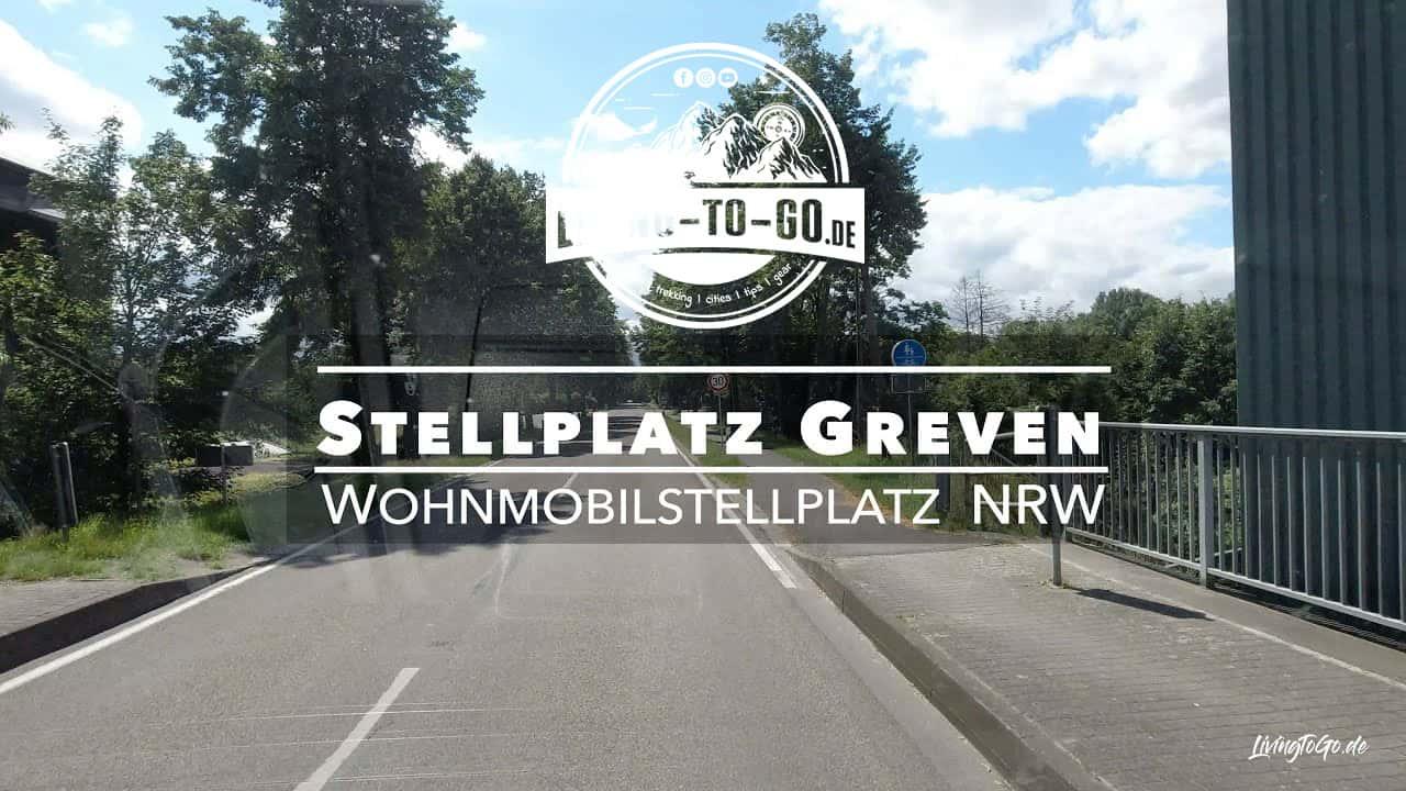 Wohnmobilstellplatz Greven