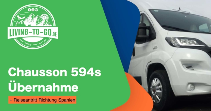 Abholung Chausson 594s