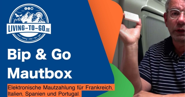 Bip & Go Mautbox