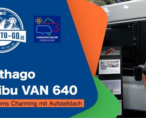 Carthago Malibu VAN 640
