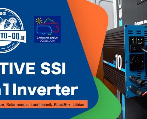 ECTIVE SSI 4in1 Sinus-Inverter