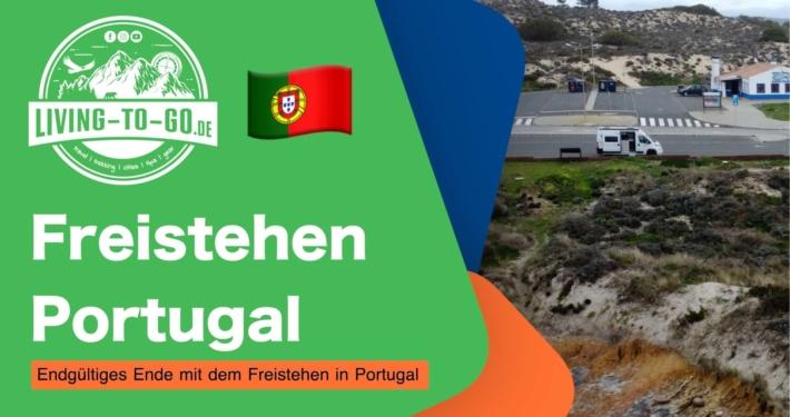 Freistehen Portugal