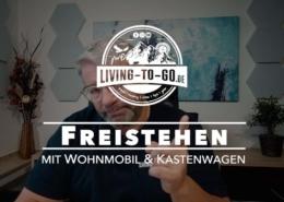 Freistehen mit dem Wohnmobil in Deutschland