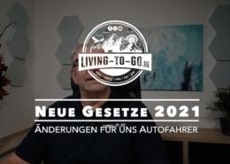 Gesetzesänderung für Wohnmobil 2021