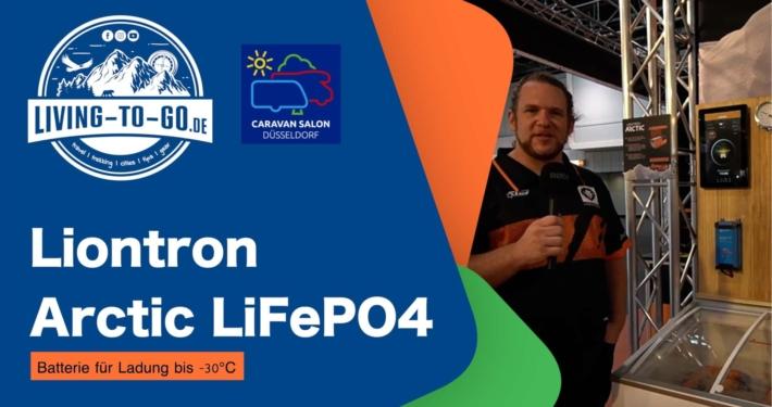 Liontron Arctic LiFePO4