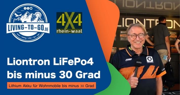 Liontron LiFePo4