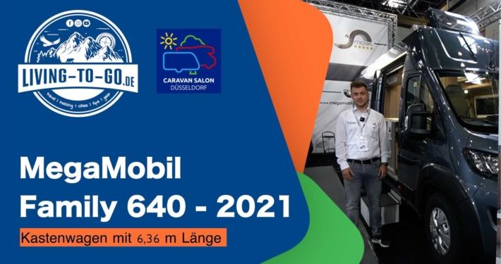 MegaMobil Family 640