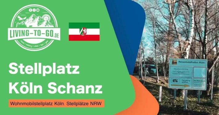 Reisemobilhafen Köln NRW