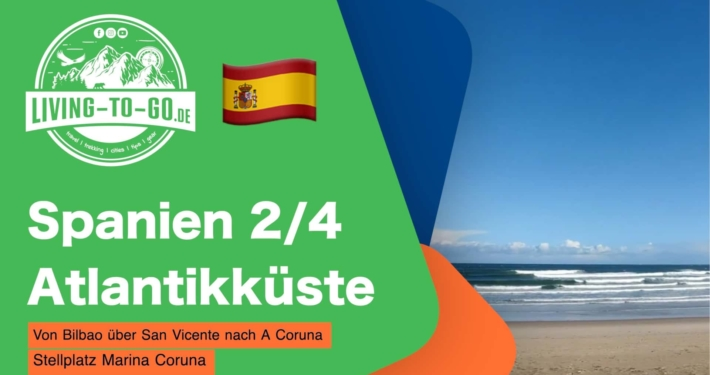Spanien Atlantikküste 2
