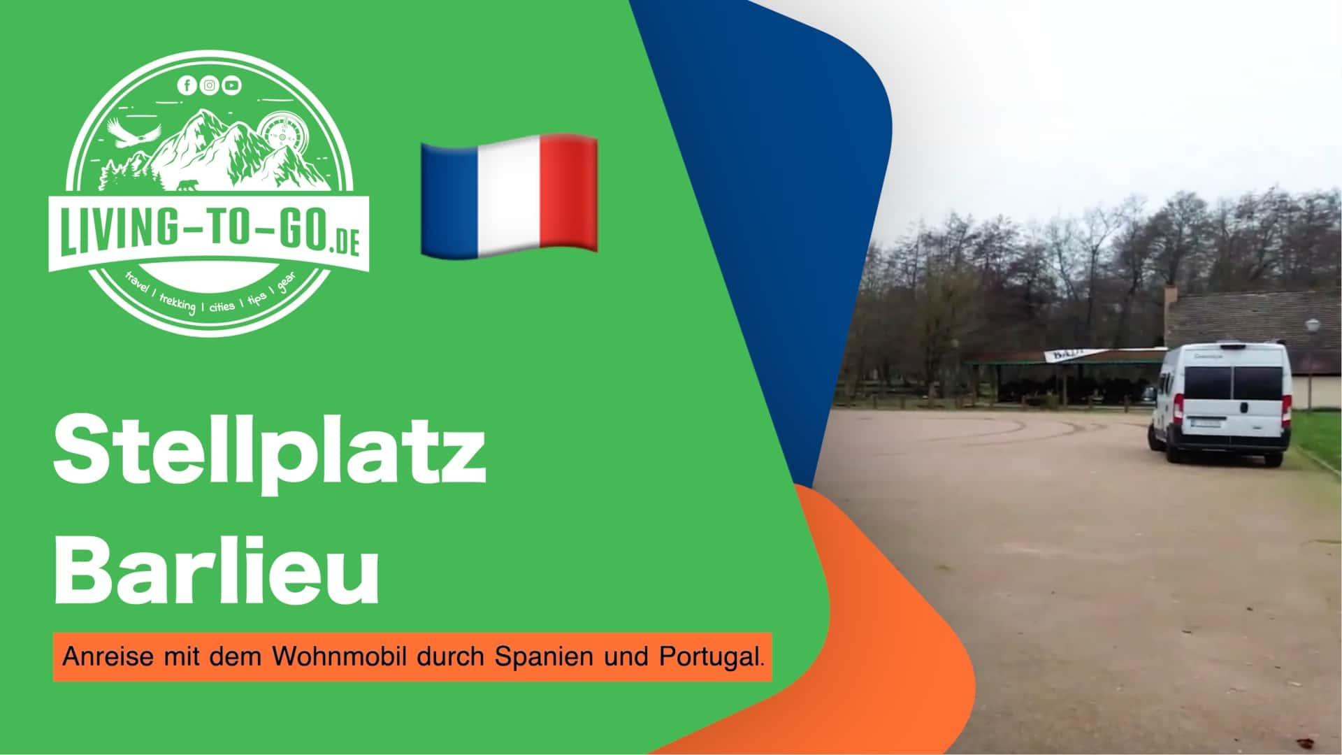 Stellplatz Barlieu