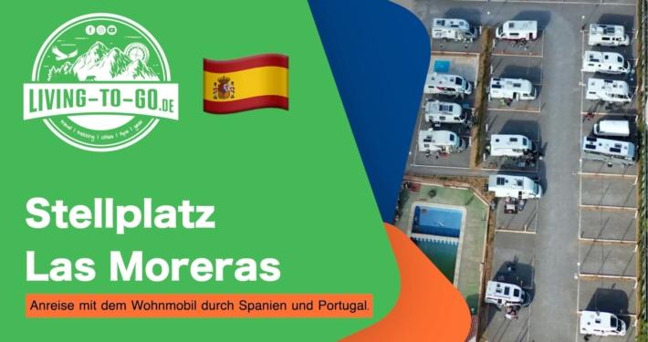 Stellplatz Las Moreras