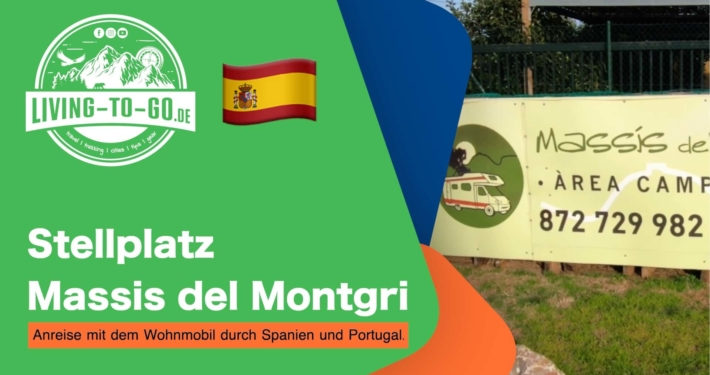 Stellplatz Massis del Montgri
