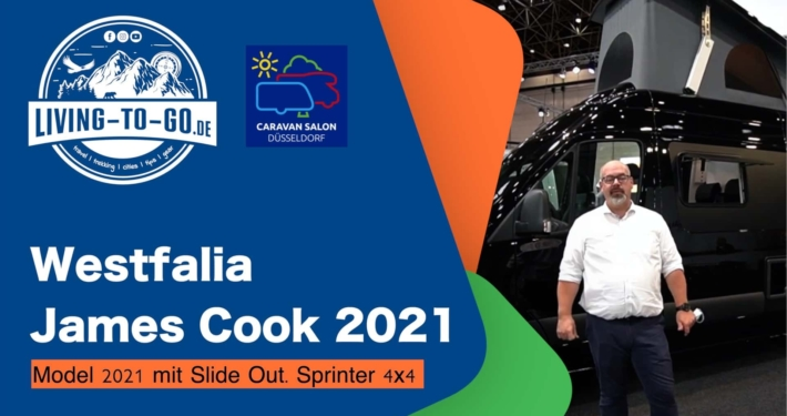 Westfalia James Cook