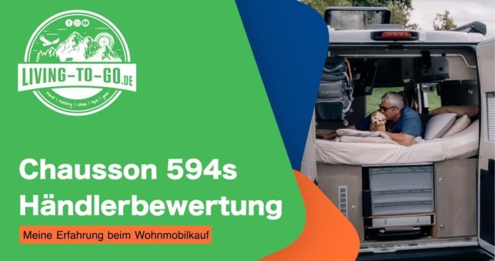 Wohnmobilkauf Chausson Kastenwagen 594s