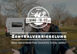 Zentralverriegelung im Fiat Ducato