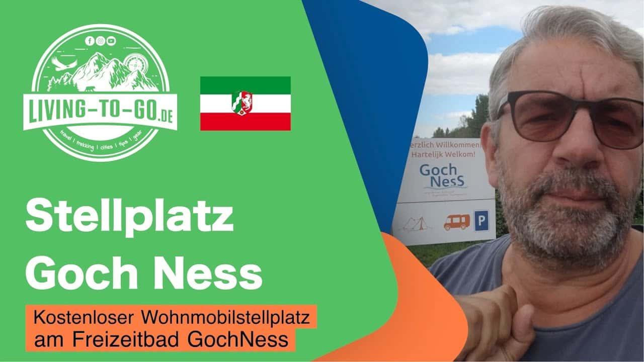 Stellplatz goch Ness