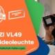 ULANZI VL49 2000mAh LED Videoleuchte