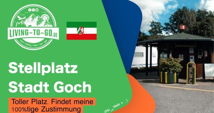 Wohnmobilstellpatz Stadt Goch