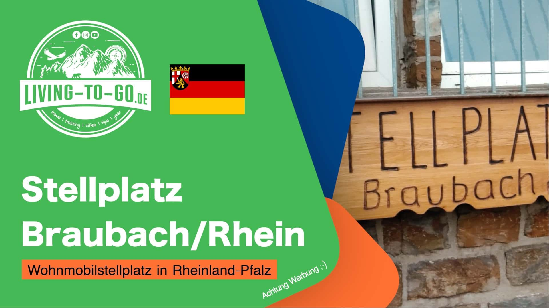 Stellplatz Braubach