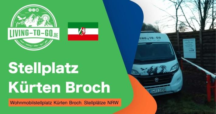 Stellplatz Kürten Broch