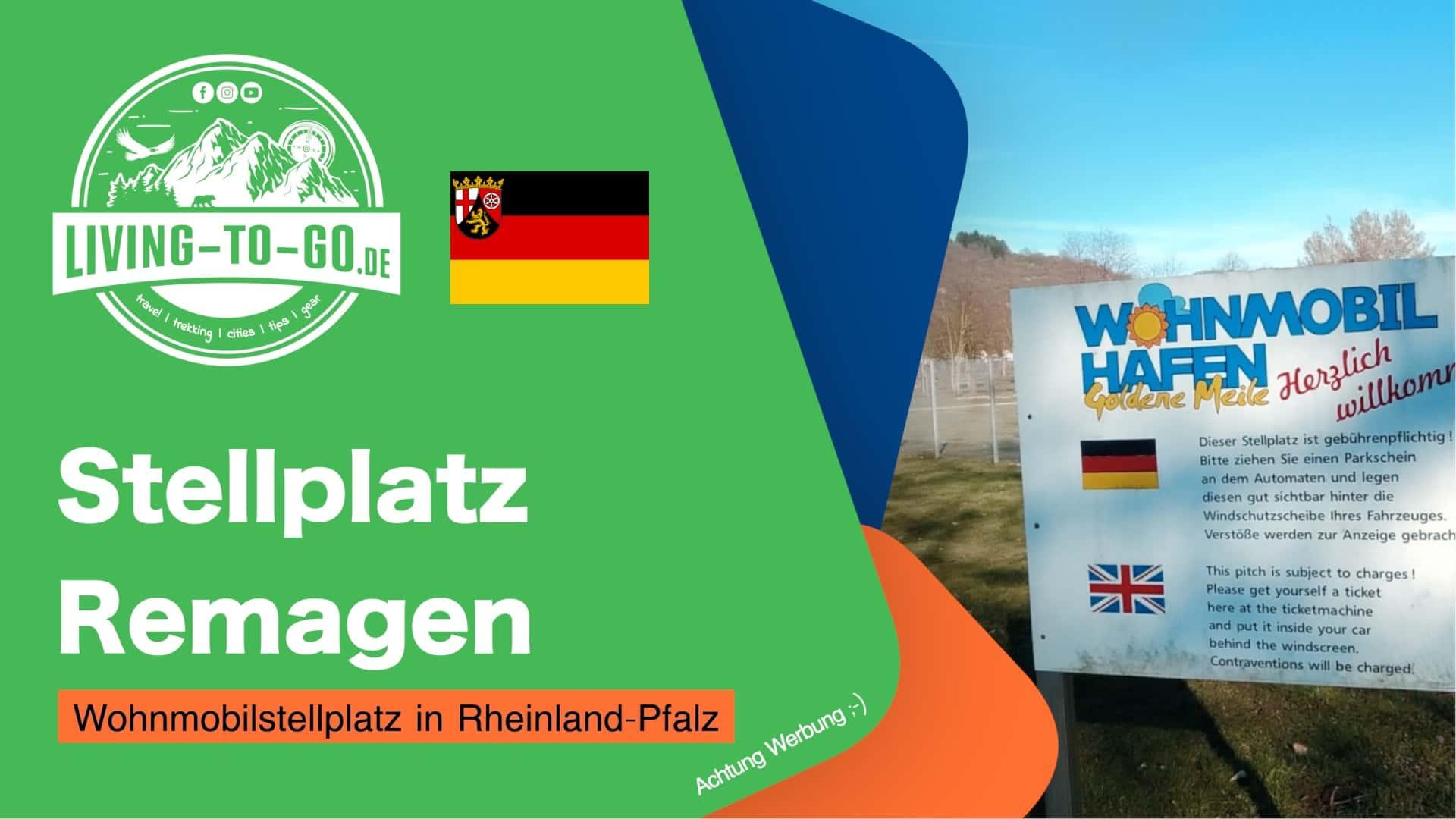 Stellplatz Remagen