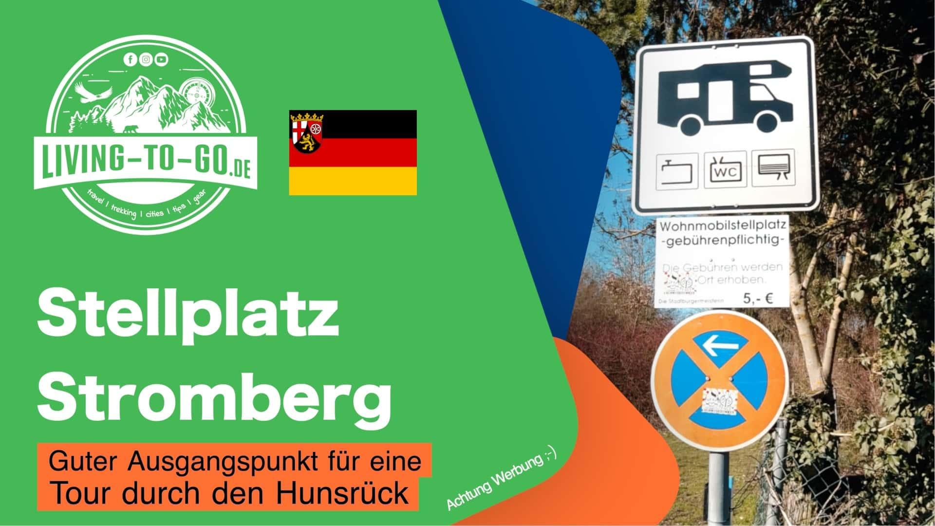 Stellplatz Stromberg