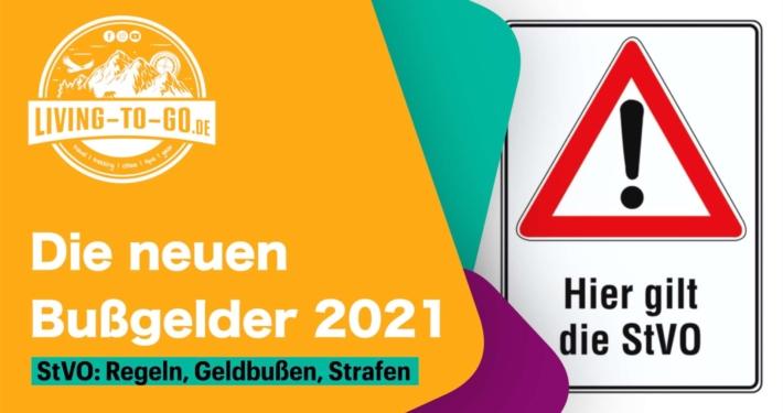 Busgelder 2021