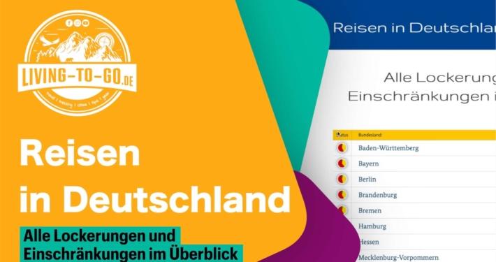 Reiseninfos Deutschand