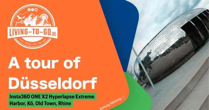 Düsseldorf Hyperlapse
