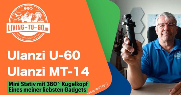 Ulanzi U-60 Ulanzi MT-14