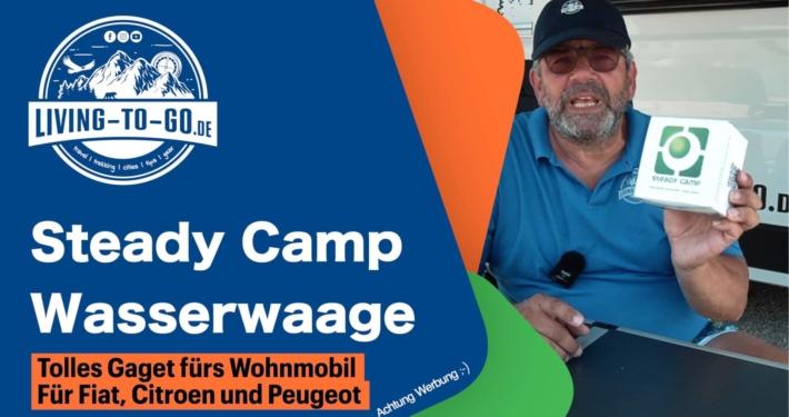 Steady Camp Wohnmobil Wasserwaage