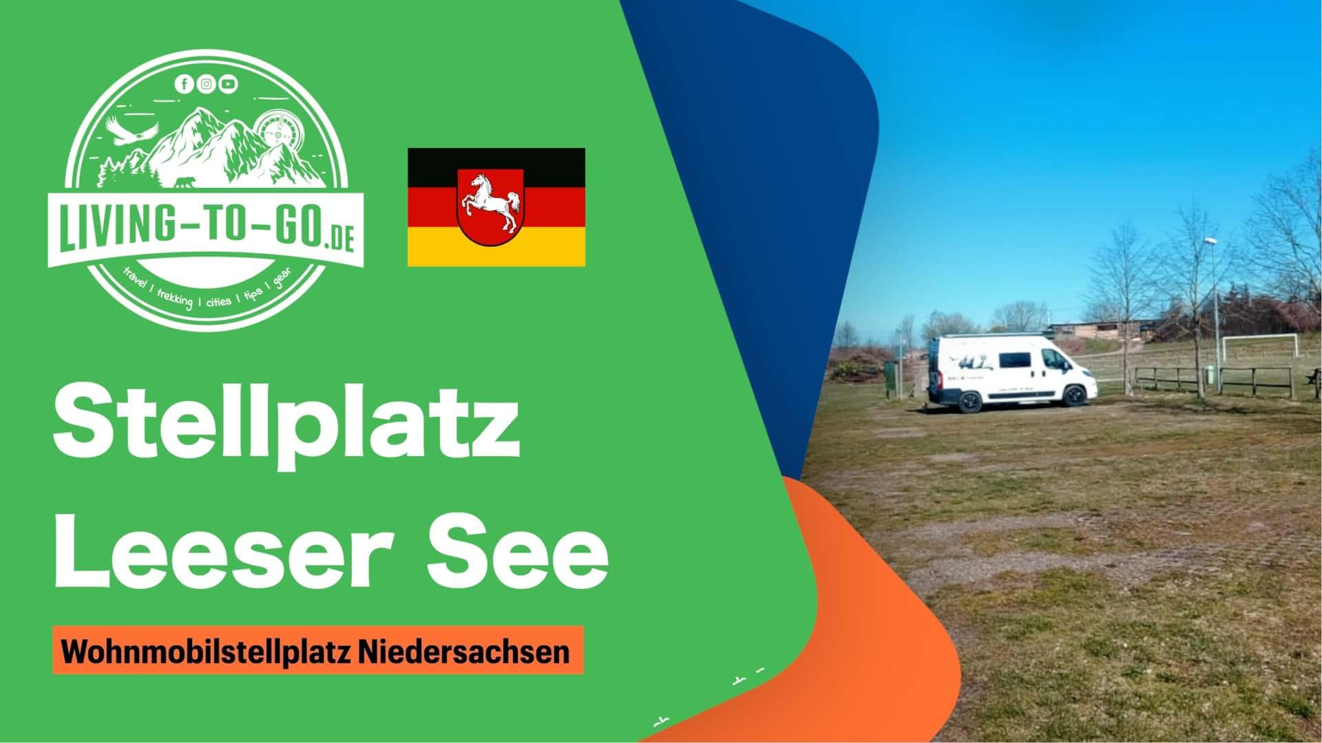 Stellplatz Leeser See