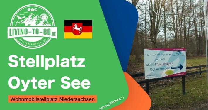 Stellplatz Oyter See