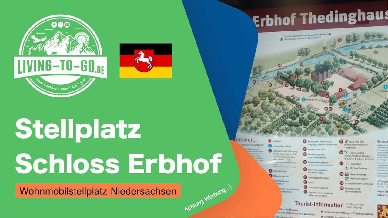 Stellplatz Schloss Erbhof