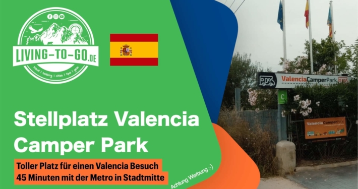 Stellplatz Valencia Camper Park